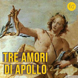 Tre amori di Apollo