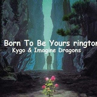 Kygo & Imagine Dragons - Born To Be Yours Instrumental - Amin M13