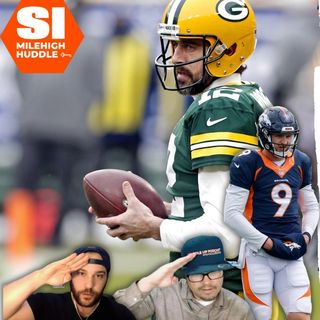 HU #680: Latest Aaron Rodgers Trade Rumors | Broncos Cut Jeff Driskel