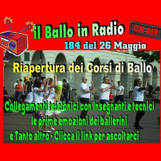 Tony Mantineo MUSICANDO il BALLO 184 Radio/TV