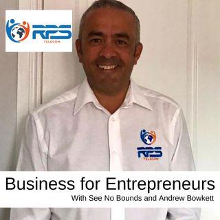 Business for Entrepreneurs with Andrew Bowkett