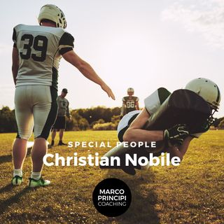 Podcast Special People con Christian Nobile