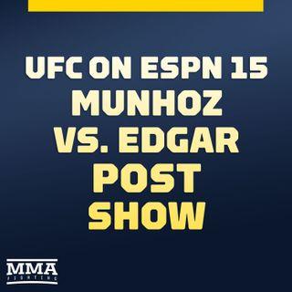 UFC on ESPN 15 Post-Fight Show