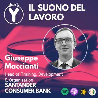 """""""Il Suono del Lavoro"""" con Giuseppe Maccianti SANTANDER CONSUMER BANK"""