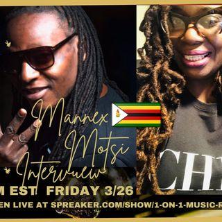 Mannex Motsi - Zimbabwe