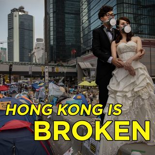 #38 The System in Hong Kong is Broken | Antony Dapiran | China Unscripted