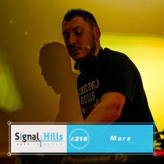 Signal Hills #216 Mars