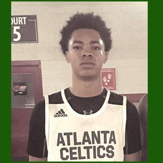 CHS Student Athlete / Atlanta Celtics Guard AMARI BROWN Interview Ep 8