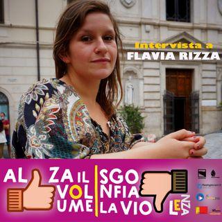 AlzailVolume#3. La 2C #Scuola Media Giuseppe Dozza di Bologna intervista Flavia Rizza