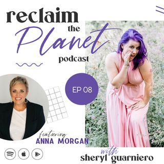 EP 8 with Anna Morgan - Happier Employees = Happier Planet