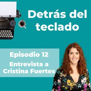 012. Entrevista a Cristina Fuertes, copywriter