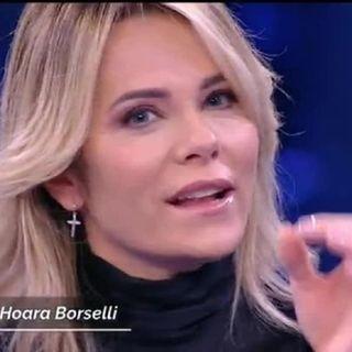 Live non è la d' Urso Walter Zenga e i figli le parole di Hoara Borselli