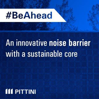 Ep. 3 - An innovative noise barriere with a sustainable core