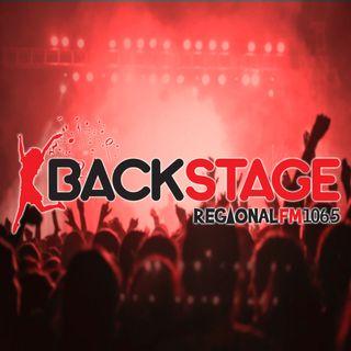 Backstage Regional com Grupo Bom Gosto 08/04/16