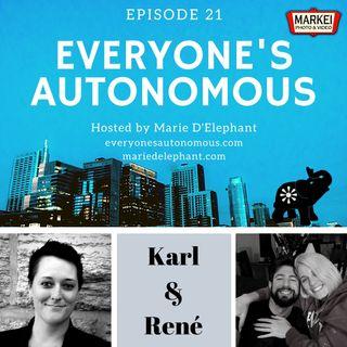 Episode 21: Karl & René - Pornstars