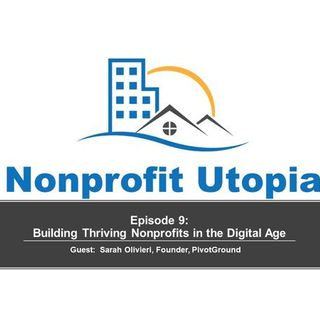 Building Thriving Nonprofits in the Digital Age