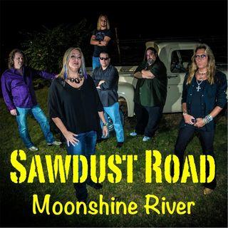 Sawdust Road Band on International Connection Radio