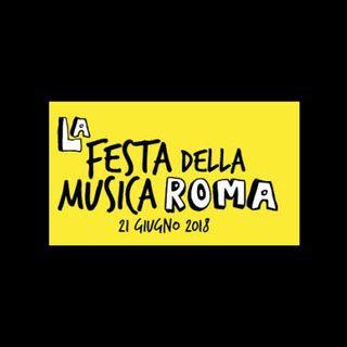 #roma Festa della musica!