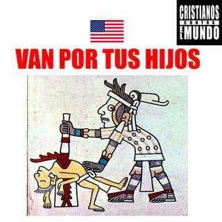 INVASIÓN SATÁNICA A USA | VENGANZA de los dioses AZTECAS