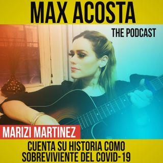 Marizi Martinez Cuenta su Historia Como Sobreviviente del Covid-19