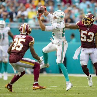 DT Daily: Post Game Wrap Up Show: Dolphins Lose to Redskins