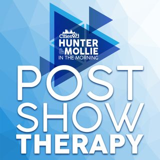 Hunter & Mollie's Post-Show Therapy
