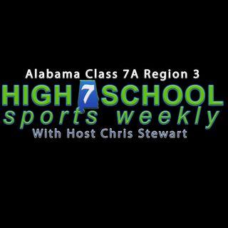High School Sports Weekly Covers Alabama's Class 7A Region 3