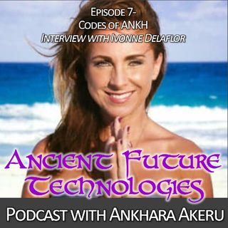 Episode 007~Codes of ANKH: Interview w/ Ivonne Delaflor