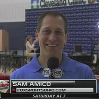 Episode 46 (Guest: Sam Amico from FOX Sports Ohio)