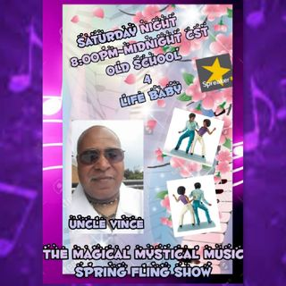 The Magical Mystical Music Show Spring Fling 3-20-2021