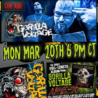 Replicon Radio 3/20/17: Gorilla Voltage