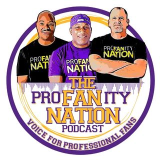 The Profanity Nation Podcast -- LAKERS TALK WITH SPECIAL GUEST SAMAKI WALKER