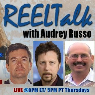 REELTalk: Author and candidate Judge Hal Moroz, Author of Good Gun Bad Guy Dan Wos and Epidemiologist Dr. Andrew Bostom