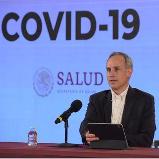 Personas fallecidas con covid-19 se podrán incinerar: López-Gatell