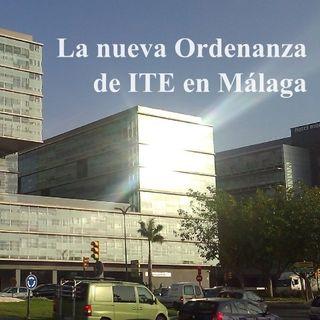 ITE en Málaga - Nueva ordenanza