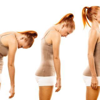 Depressione e postura. 4 regole per migliorare la postura e ridurre la depressione