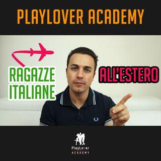 233 - Ragazze italiane all'estero