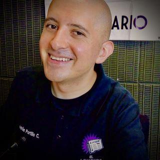 Demo Locutor Adrián Portillo Castrejón.