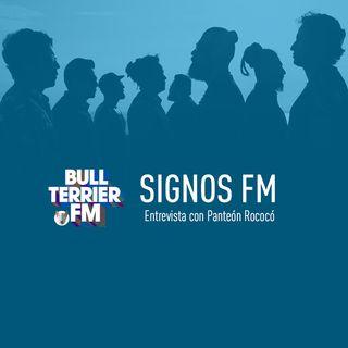 SignosFM con Panteón Rococó