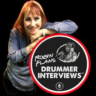 Robyn Flans Drummer Interviews