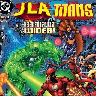 Source Material #279 - JLA/Titans (DC, 1998)