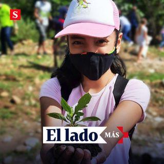 Los niños colombianos que siguen los pasos de Greta Thunberg