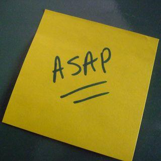 Puntata 16 - La buzzword è #asap