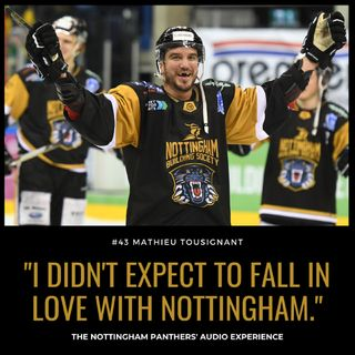 I didn't expect to fall in love with Nottingham | Mathieu Tousignant