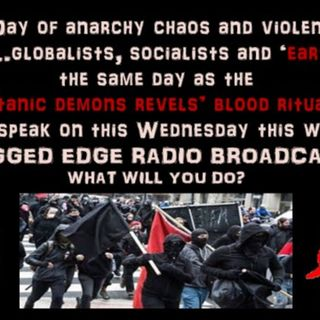 ANTI-FA CHAOS ANARCHY VIOLENCE NOV. 4th PART ONE