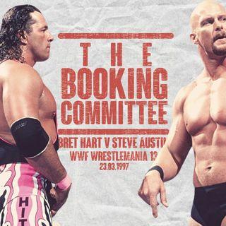 Bret Hart vs Steve Austin | WWF Wrestlemania 13