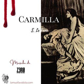 CARMILLA • S. Le Fanu ☆ Capitolo 5 ☆ Audiolibro ☆