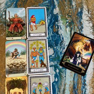 Aquarius Love Reading-Nita Scott Infinite Truthseekers Tarot
