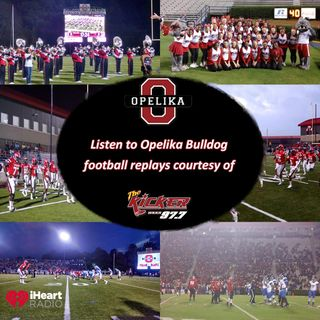 Opelika vs. Vigor - October 26, 2018