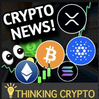CRYPTO NEWS - US Crypto Regulations, SEC Ripple XRP,  & El Salvador Volcano Bitcoin Mining
